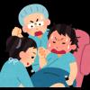 お産の兆候と出産までの経過(3人分)